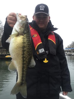 Jimbo's Lake Lanier Spotted Bass Guide Service Fishing Report: 1/27/2016