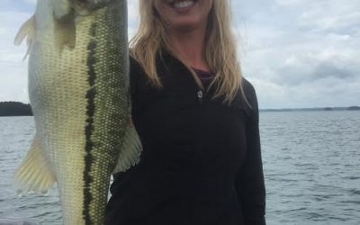 Jimbo's Lake Lanier Guide Service Fishing Report: June 7, 2017
