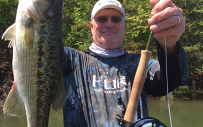Jimbo's Lake Lanier Fishing Report: 5/3/2018