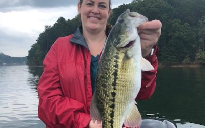 Jimbo's Lake Lanier Fishing Report: 10/26/2018
